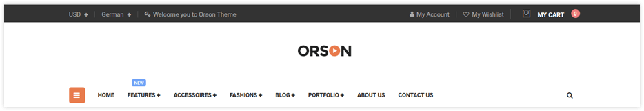Orson Layout