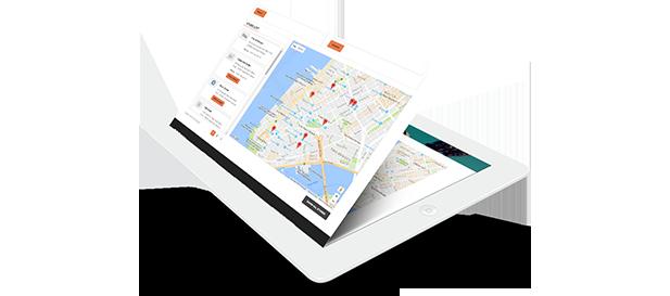 Store Locator Layouts