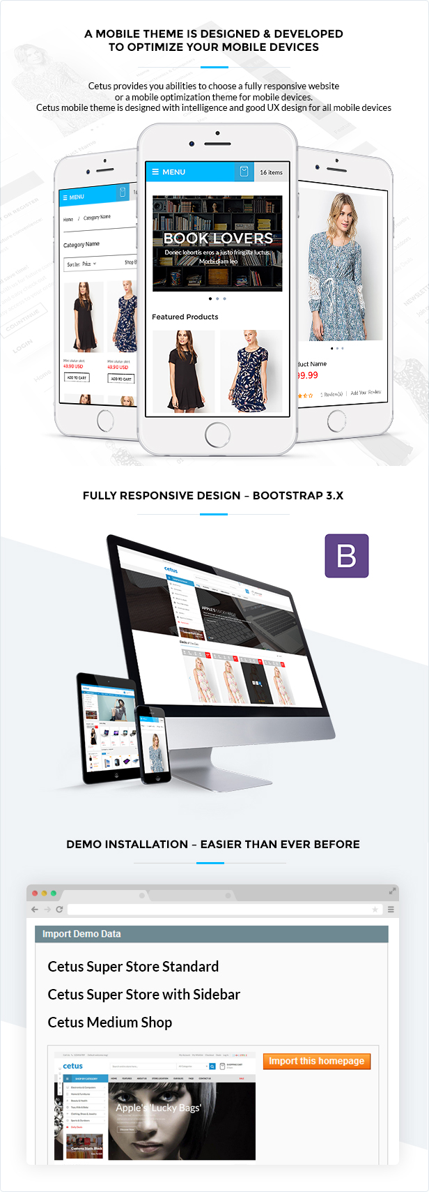 4 mobile - Cetus - Multipurpose Magento Theme