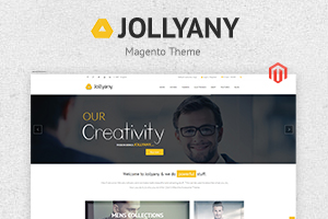 Garbini - Multipurpose magento theme