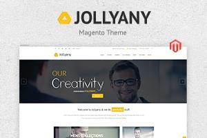 JollyAnyMagentoRelated - Athlete   Fitness - Multipurpose Magento theme