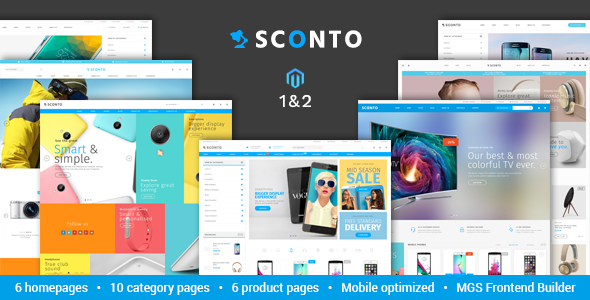 ninth - optimal magento 2 theme (magento) Ninth – Optimal Magento 2 Theme (Magento) sconto preview